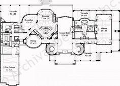 Corrineaux Estate House Plan - Castle Floor - House Plan - Corrineaux House Plan First Floor Plan