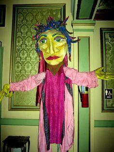 street puppet by brambleroots, via Flickr
