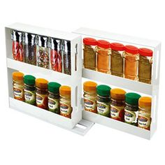 nomorerack.com  I have these they are great in the kitchen and holds pill bottles