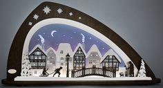 Weigla® LED Schwibbogen, »Winter in der Altstadt« Jetzt bestellen unter: https://moebel.ladendirekt.de/weihnachten/weihnachtsdeko/?uid=99d40b3a-1159-5559-9bdf-064f0de47f7b&utm_source=pinterest&utm_medium=pin&utm_campaign=boards #weihnachten #weihnachtsdeko #deko