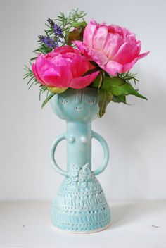 Atelier Stella Medium lady vase