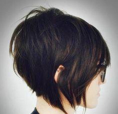 shaggy bob Shaggy Short Hair, Short Shag Haircuts, Pixie Bob Hairstyles, Long To Short Hair, Prom Hairstyles For Short Hair, Bob Haircuts For Women, Short Hair Cuts, Cool Hairstyles, Long Pixie