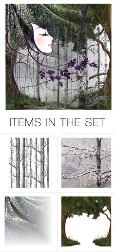 """""""Untitled #2800"""" by lubime ❤ liked on Polyvore featuring art"""