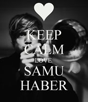 Keep calm and love Samu