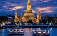 Bangkok : ville des anges et résidence du bouddha d'émeraude