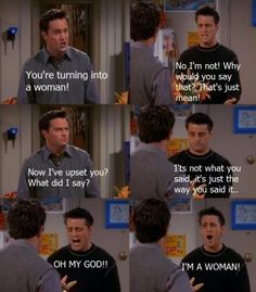 haha joey #friends