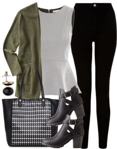 Edgy Hanna Marin inspired outfit por liarsstyle usando black booties