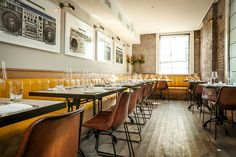 Authenticity is paramount at NYC neighbourhood joint informed by the city's cultural heritage...