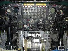B-52 Stratofortress Cockpit Photo