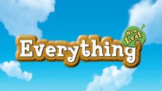 Everything New Leaf | Awesome! This site has everything you need to know about anything in the game. The artwork hints are extremely helpful.