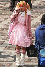 Takeshita Dori in the Harajuku area of Tokyo...a dream destination for a photographer like me ;-)
