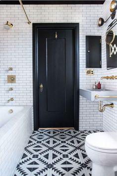 5 Reasons To Paint Your Interior Doors Black - Hadley Court