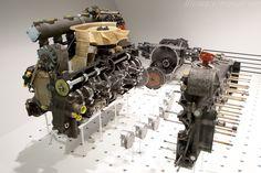 Porsche 917/30 Engine - Porsche Museum Visit