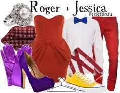 Roger & Jessica (Who Framed Roger Rabbit?)