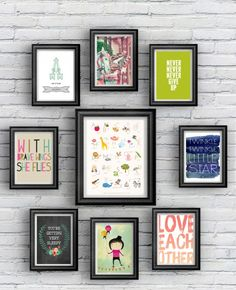 30 Free Printables for Kids' Rooms • Little Gold PixelLittle Gold Pixel