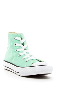 Mint high tops for the lil ones.