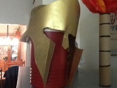 DYI Completed Helmet Greek God Costume, School Projects, Projects To Try, Toga Party, Greek Gods, Helmets, Good Times, Mythology, Dyi