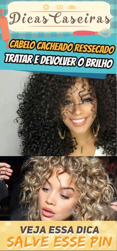 Curly Girl, Curly Hair Styles, Beauty Hacks, Shampoo, Style Inspiration, How To Make, Peles, Creme, Natural