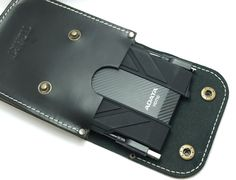 Leather case for Durable HD710 2.5 EXTERNAL HDD hard by TIZART