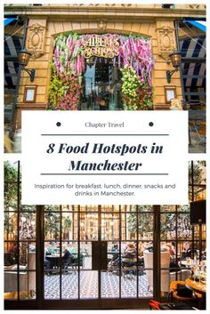 8 Food Hotspots in Manchester, Where to eat in Manchester, Great Restaurants in Manchester, Foodie places in Manchester, Albert Schloss Manchester, Worker Bee Weekender, Visit Manchester, Black Milk Manchester, Northern Soul Grilled Cheese, Northern Quarter, Radisson Blu Edwardian, Science and Industry, Cane and Grain, West Corner, Cottonopolis, Refuge by Volta