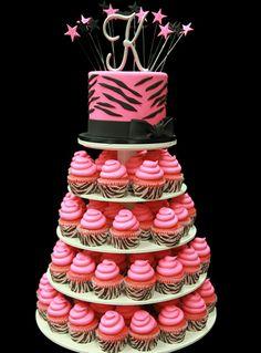 Sassy Hot Pink Wedding theme!