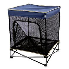 * Quik Shade Pets' Pet Kennel in Navy - Small *