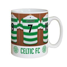 Celtic Dressing Room Mug