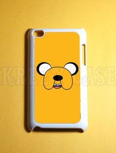Ipod Touch 4 Case - adventure time jake Ipod 4G Touch Case, 4th Gen Ipod Touch Cases. $13.95, via Etsy.