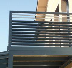 balkongel nder aus aluminium garten pinterest balkongel nder balkon und gel nder. Black Bedroom Furniture Sets. Home Design Ideas