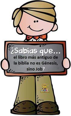 Biblia para los niños Bible Crafts For Kids, Bible Study For Kids, Catholic Kids, Kids Church, Kindergarten Sunday School, English Teaching Resources, Prayers For Children, Christian Crafts, Kids Class