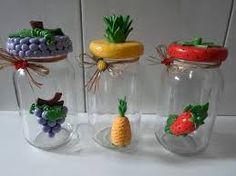 Resultado de imagem para vidro cozinha com tomates artesanal