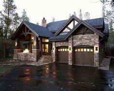 Waterdance Harmony - traditional - exterior - denver - Apex Mountain Homes