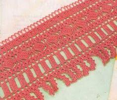 Crochê -  /  Crochet - 1