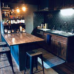 Kitchen Interior, Kitchen Design, Kitchen Gifts, Kitchen Gadgets, Kitchen Island, Dining, Interior Design, Architecture, Room