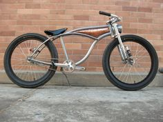 custom cruiser bicycle