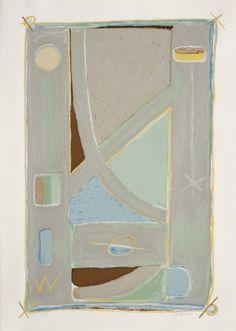 Rui Aguiar (Porto, Portugal, 1944) Sem título, 1988