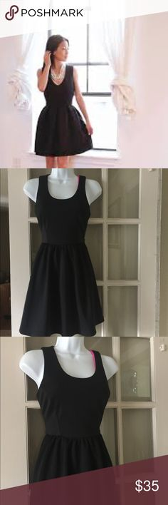 """LAMOUR Dress Nice dress from L'AMOUR by Nanette Lepore sz M. Made with 93%polyester,7%spandex. Bust-18.5""""across, waist-30, length-32"""" Nanette Lepore Dresses"""