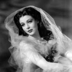 "classic-hollywood-glam: ""Loretta Young """
