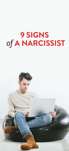 9 Signs Of A Narciss