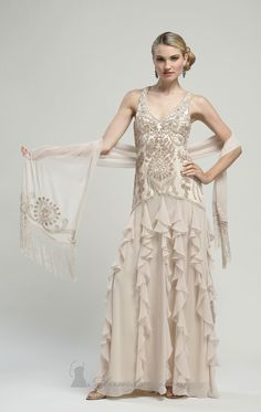 Sue Wong N1517 Dress - MissesDressy.com