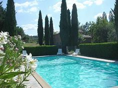 Provençal farmhouse with modern facilities and 15 metre pool in private grounds Vacation Rental in Bagnols-sur-Ceze from Home And Away, Villas, Provence, Farmhouse, Vacation, Outdoor Decor, Holiday, Modern, Travel