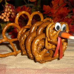 Pretzel Turkey