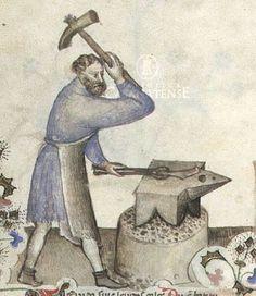 Historia Plantarum Autori: De' Grassi, Giovannino, De' Grassi, Salomone Provenienza: Italia. Lombardia Data: 1395 - 1400 (Circa) Ms. 459  Folio 144v