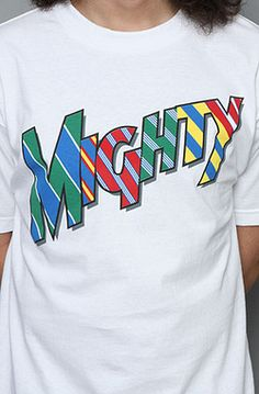 Mighty Healthy - The Mighty Prep Star Tee