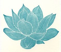 Live It - transparent-flowers: Transparent lotus flower. Art And Illustration, Blog Art, Transparent Flowers, Stamp Carving, Carving Tools, Inspiration Art, Art Design, Graphic Design, Lotus Design