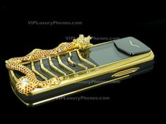 vertu luxury cell phones ... enter the dragon.