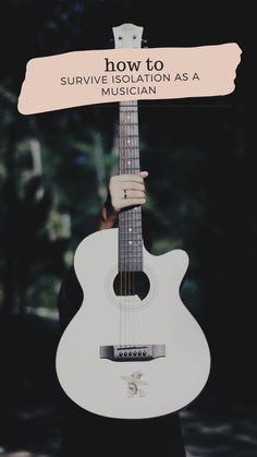 How to Survive Isolation as a Musician Under Construction, Guitars, Survival, Music Instruments, Rock, Kiel, Musical Instruments, Skirt, Locks