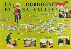la route du canal du midi MOULYEDER - DORDOGNE - Cerca con Google
