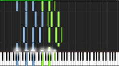I Can Go The Distance - Hercules [Piano Tutorial] (Synthesia) // Kyle La...