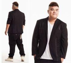 Hombres Belleza Y Salud 10 Consejos De Vestir Para Hombres Gorditos Video Big Men Fashion Men Casual Mens Outfits